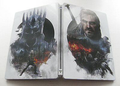 The Witcher 3 - Skellige Steelbook - G1 - Limited Edition - ohne Game