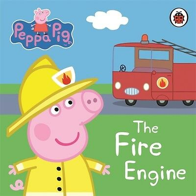 Peppa Pig: The Fire Engine: My First Storybook (Board book), 9781409304876