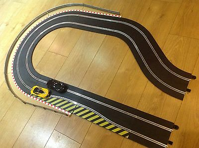 Scalextric New Digital Sports Track Ultimate 11 Piece Sideswipe Extension Set