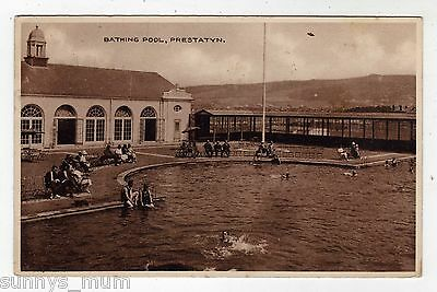Wales, Prestatyn, The Bathing Pool