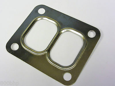 T4 Divided Twin Scroll Manifold to Turbo Inlet Gasket (Pressed Stainless Steel)