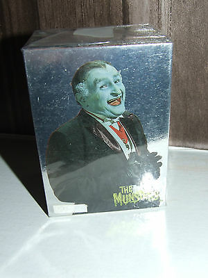 The Munsters Trading Cards Complete Basic Set (90) by Dart