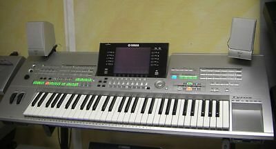 Preowned Yamaha Tyros 1 including MS01 speakers