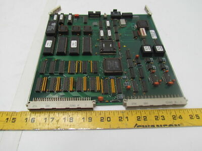 Bystronic E0751-5-C Circuit Control PC Board From BL1500DC