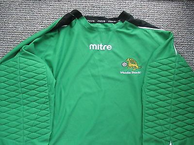 WIVENHOE TOWN FC  - Home Goalkeepers Shirt