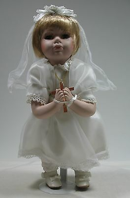 """Duck House Porcelain Dolls """"Esther"""" Heirloom Edition Brand New in Box"""