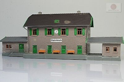 H0 1:87 Faller edificio ferroviario estación   railroad building station