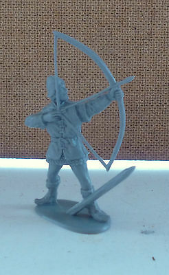 Revell 100 Year's War English Foot Soldiers Figura N. 9 Scala 1/35 Plastica