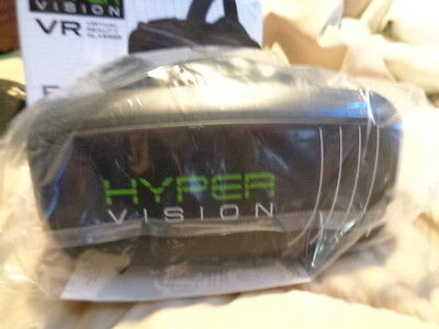 Hyper Vision VR Gear 3D Virtual Reality Glasses