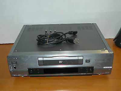 Tested working SONY DHR-1000 digital video deck - DV player / recorder VCR