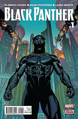BLACK PANTHER #1, New, FIRST PRINT, Marvel Comics (2016)