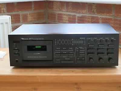 Nakamichi ZX-7 Discrete Head Cassette Deck Superb Condition and serviced.
