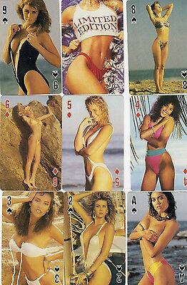 """Great Pack of """"Lovely Ladies - Limited Edition (Title of Pack)"""" Playing Cards"""