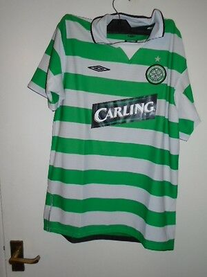 Celtic 2004 2005  home  Shirt youth XL youth