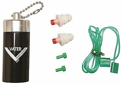 Vater Percussion Musicians Ear Plugs different levels of hearing protection