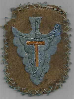 Book Of Dreams WW 1 US Army 36th Division Patch Inv# K992 Amazzzing Patch!!!