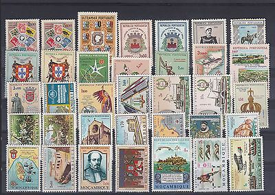 Portugal - Mozambique Nice Lot MNH