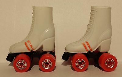 Old Barbie Doll Size Clothing * Boots * Roller Skates