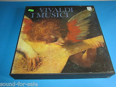 I Musici / Vivaldi (Philips 6747 029) - 18 LP-Box