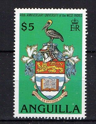 Anguilla:1989:$5,40th Anniversary of University of west indies,MNH.