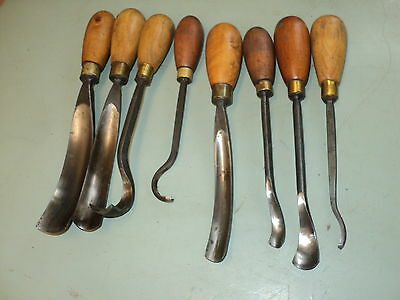 8 Carving Chisels
