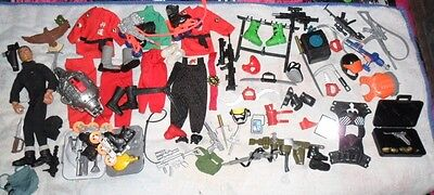 """ACTION MAN  12"""" Action Figures 12 Inch Comes with Accessories lot #12"""