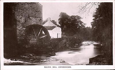 Cotherstone. Balder Watermill in Heslop's Series.