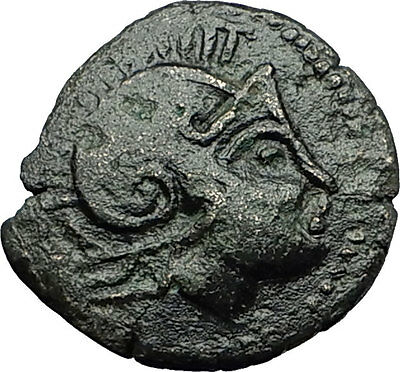 CELTIC Barbarian Europe CELTS Barbarous LYSIMACHOS as Ancient Greek Coin i59174