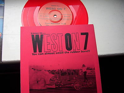 Listen To West On 7, You Can Almost Smell The Rubber Burn!!. Laramie Dean E.p.