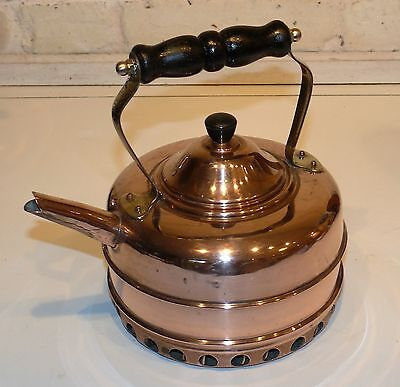 Simplex Copper Kettle For Gas