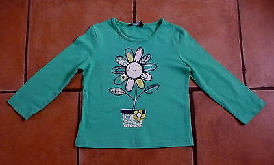 Age 2 - 3 Yrs ! Excellent Condition ! Cute Cotton Top By George !!