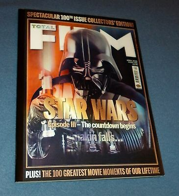 Total Film #100 (2005) Star Wars Ep 3 Revenge of the Sith - Collectors' Edition