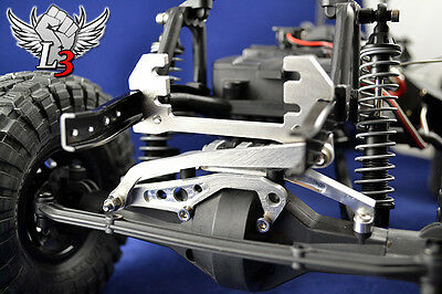 Axial Scx10 Honcho & Dingo    Chassis Mounted Servo With Panhard Link    Scx-10