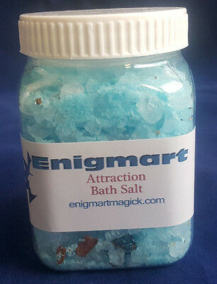 Attraction Bath Salts 200ml - Attract love and money into your life!