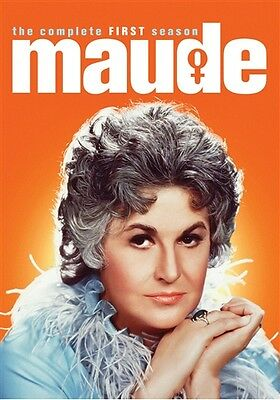 MAUDE COMPLETE FIRST SEASON 1 ONE New Sealed 2 DVD Set