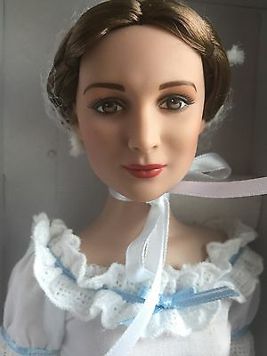 "Tonner Tyler 16"" 2007 GWTW Gone With The Wind Basic Melanie Doll NRFB BW Body LE"