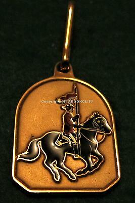 ROYAL CANADIAN MOUNTED POLICE 125th ANNIVERSARY 1998 KEY TAB RCMP