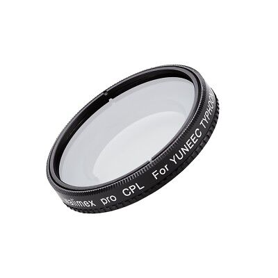 walimex pro 3/4 CPL circular polarization filter for Yuneec Typhoon