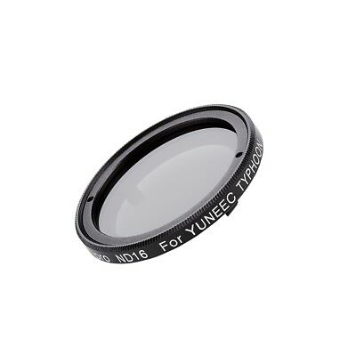 walimex pro ND 16 drone filter Yuneec Typhoon, grey filter, reduces light