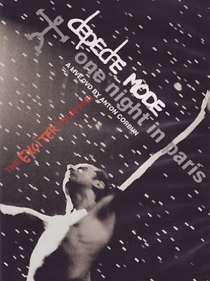 Depeche Mode-One Night In Paris - Exciter T  DVD NEW
