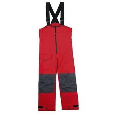 XM Yachting Coastal Trousers : Red Size XL - New