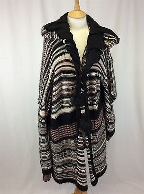 Vivienne Westwood Anglomania Knitted Cardigan Coat Ladies Size Small