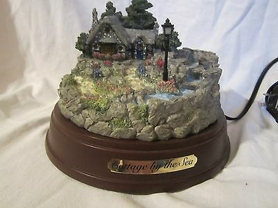 Cottage by the Sea Water Fountain