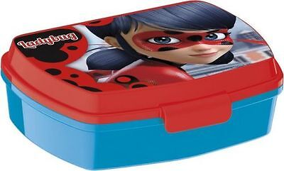 Miraculous LADYBUG Brotdose Vesperbox Lunchbox Kinder Sandwichbox