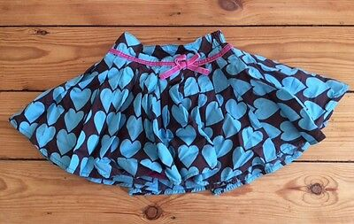 Mini Boden Girls Lined Skirt - 12 - 18 Months