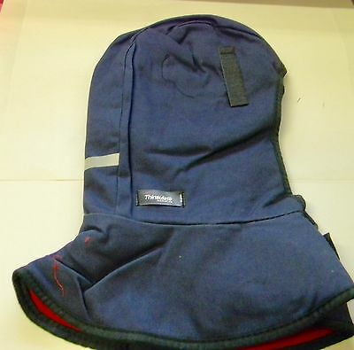 OccuNomix Universal Size Navy Blue Hard Hat Winter Liner SN530