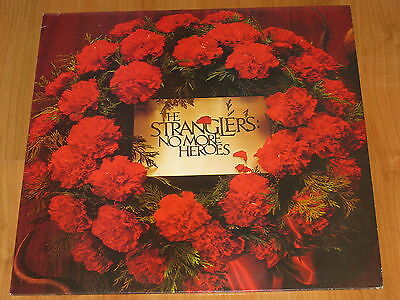 The Stranglers - No more heroes LP 1977 UK Punk Wave  ( 18 )
