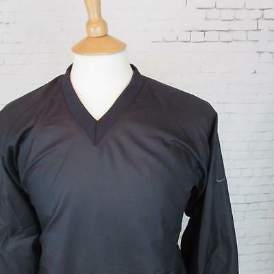 Mens Nike Golf V Neck Sweater Top Small