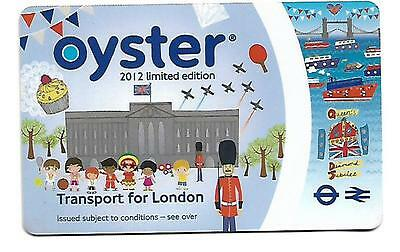 Oyster 2012 Limited Edition