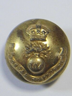 104th (Bengal Fusiliers) Foot original Officers Large Button.